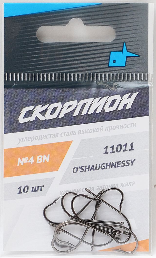 """Крючок """"O'Shaughnessy"""" (Скорпион), №4"""