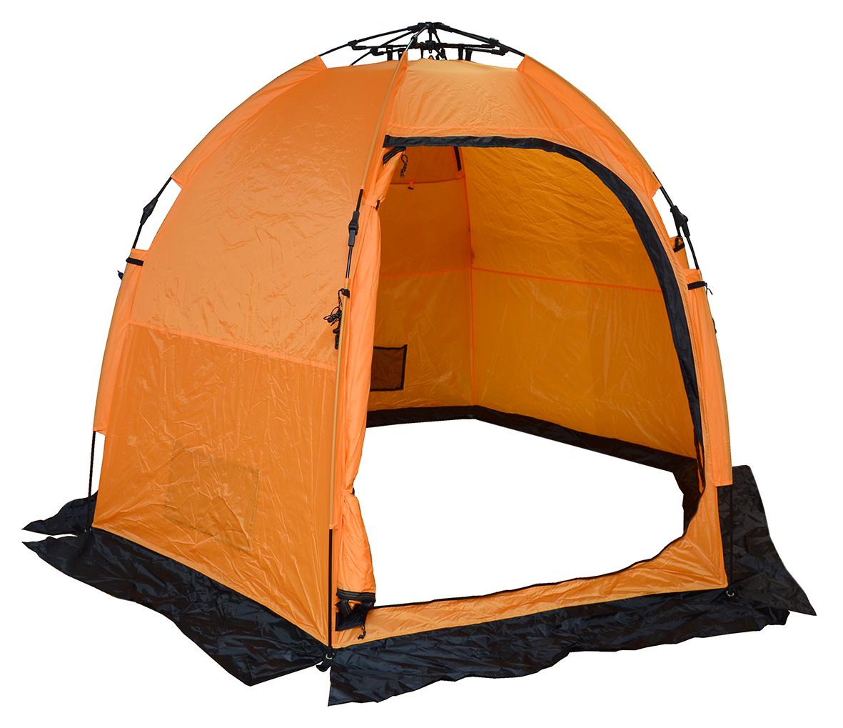 """Палатка """"ВЬЮГА-2"""" (Рыболов), 12 шт буравчиков 640996 в комплекте"""