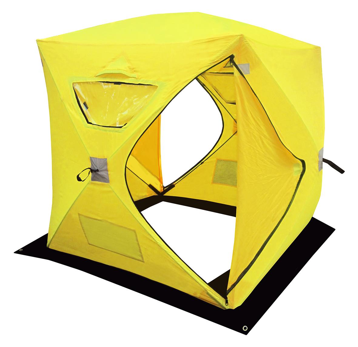 """Палатка """"ТОРОС-2""""(Рыболов), 6 шт буравчиков 640996 в комплекте"""