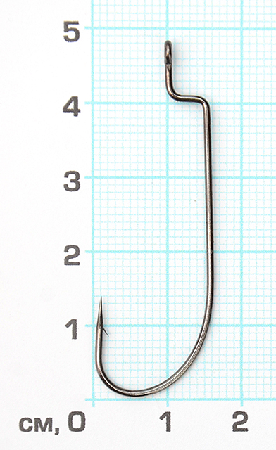 """Офсет """"O'Shaughnessy Worm"""" (Cкорпион), №2/0"""