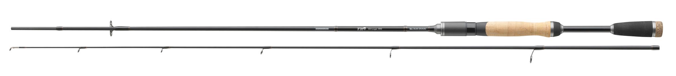 Удилище TX-4 STRUUGA (Cormoran), 1.95м, 4-18г
