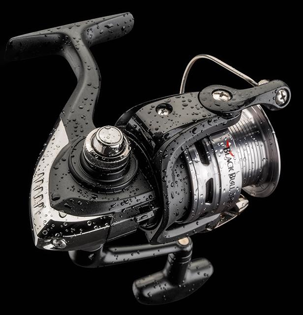 Катушка BLACK BULL 6PiF 3000 (Cormoran)