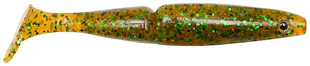 """Виброхвост съедобный """"НАРВАЛ"""" (Рыболов), 120мм, аромат - """"креветка"""""""