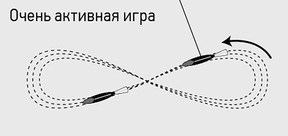 Балансир Mebaru (Lucky John), 67мм, 18,0г