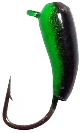 """Мормышка вольфрамовая """"Банан"""" (Олта), 2,0мм"""