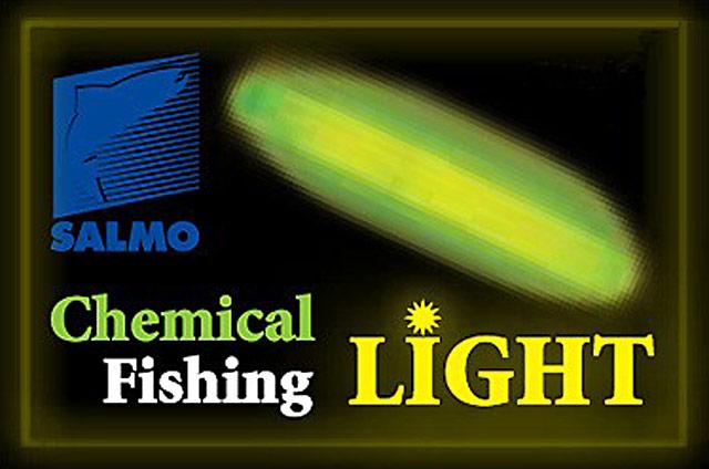 Светящаяся насадка на поплавок (Salmo)