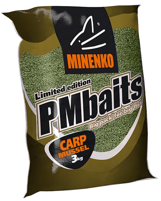 Прикорм MASTER CARP Конопля (Миненко), 1кг