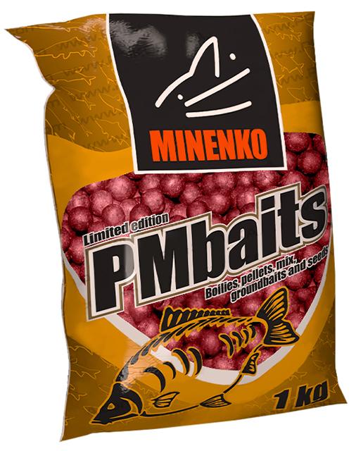 Бойлы пылящие PMBaits Plum (Миненко), 20мм, 1,0кг