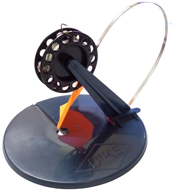 Жерлица складная ДИКС-2 оснащенная, ф78мм